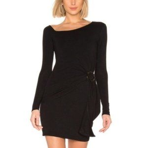 Free People Black Frankie Dress